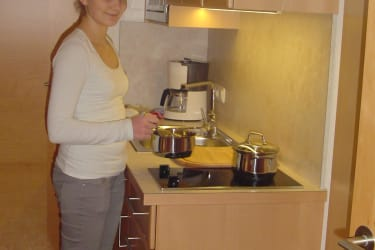 Küche Höss Alm