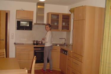 Küche  Bären Alm