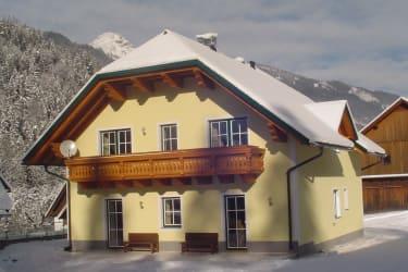 Gästehaus Süd Ost Ansicht
