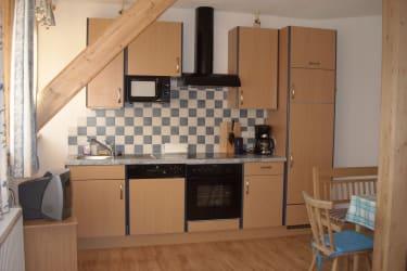 Haberlwohnung Küche