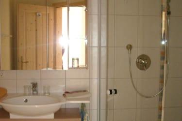 Haberlwohnung Dusche