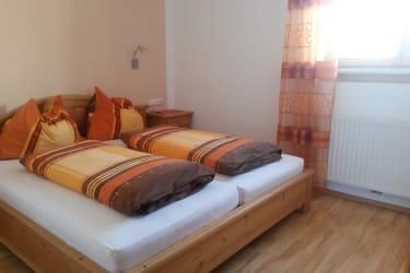 Doppelzimmer in der Ferienwohnung