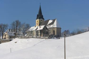 Kirche aus Frauenstein