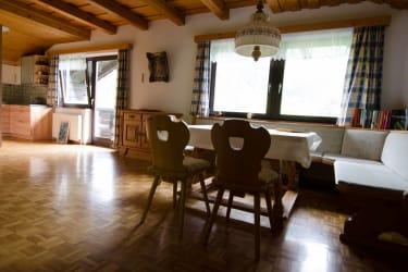 Wohnraum Appartement 3