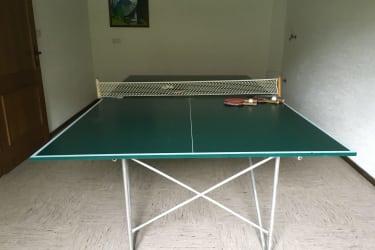 Tischtennisraum indoor