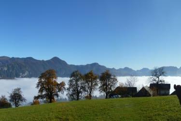 Herbststimmung am Schweizersberg