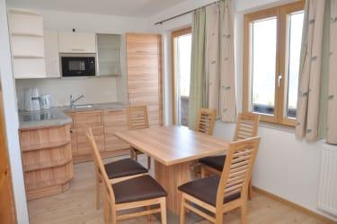Wohnküche - Ferienwohnung Bosruck