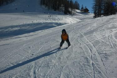 Schifahren Jakob