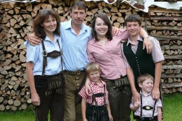 Familie Gösweiner Ferienhof Hotz