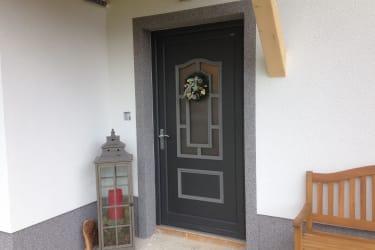 Eingang Ferienwohnung ANTONIE