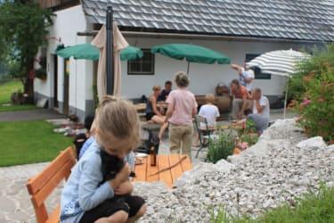 Gäste am Mittermairhof