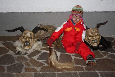 Stefan & Perchtenmasken