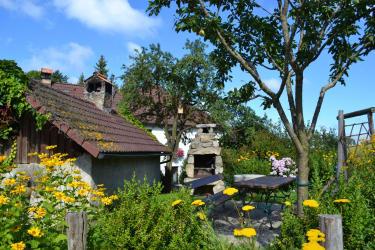 Blumengartl am Backhaus