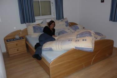 Wohnung Eiche - Schlafzimmer 1