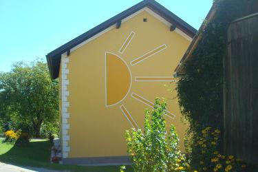 Bei uns scheint immer die Sonne!