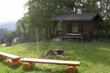 Abenteuer- Grillhütte