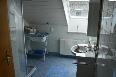 Badezimmer Grünbergblick