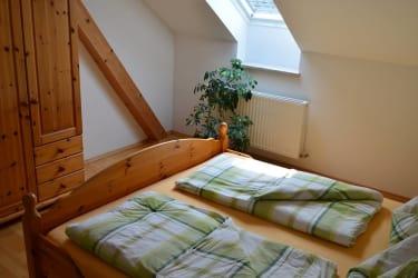 Elternschlafzimmer Grünbergblick