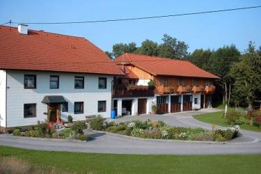 Ferienhof aus südlicher Richtung