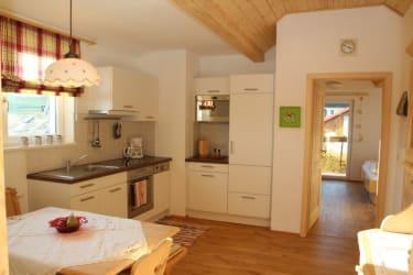 Ferienwohnung Himmelsblick - Küche