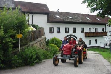 Olteimer Traktorfahrt