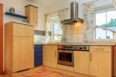 Böhmerwaldblick Küche