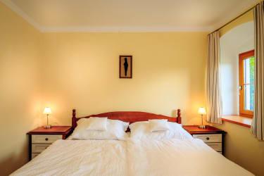 Böhmerwaldblick Schlafzimmer