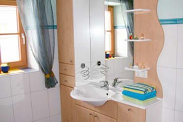 Badezimmer Margerite