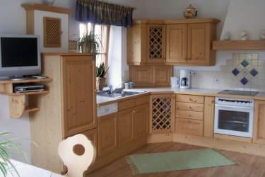 Wohnküche Glockenblume