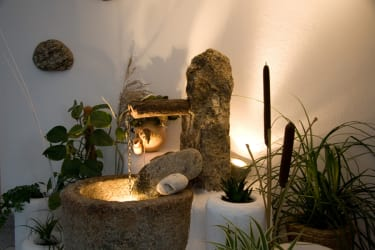 Zimmerbrunnen - Vorraum