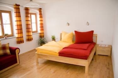Schlafzimmer Margerite