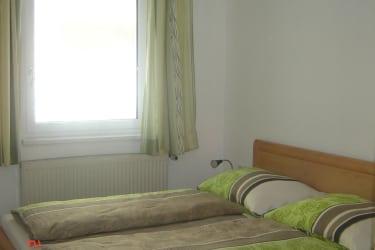Schlafzimmer Ferienwohnung Wiesenglück