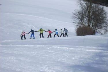 Schifahren in Oberaschenberg - Welch ein Spaß!!