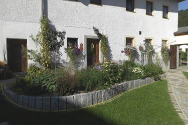 Nußbaumerhof - Innenhof