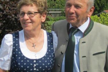 Gusti und Hans -  die Senioren vom Biohof Schafflhof