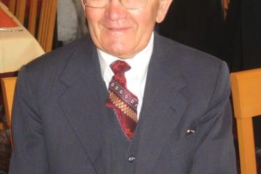 Franz, der Bruder von Hans wohnt und arbeitet mit am Schafflhof