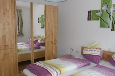 Schlafzimmer - Sonnenschein