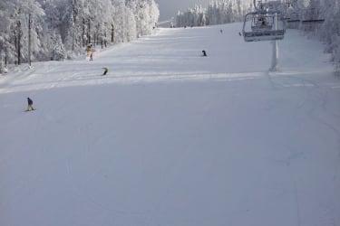 Skigebiet Hochficht