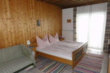 FeWo klein Schlafzimmer