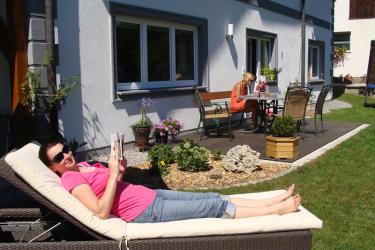 entspannen und genießen