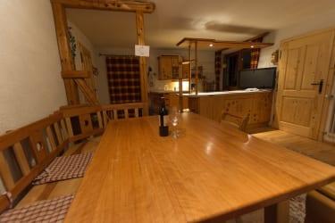 Wohnküche Familienwohnung