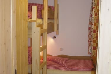 Ferienwohnung Traunstein - Kinderzimmer