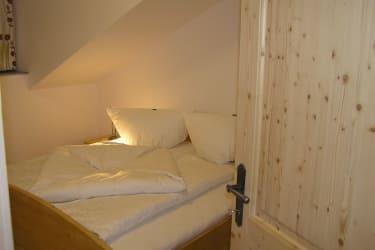Ferienwohnung Traunstein - Schlafzimmer