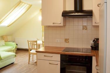 Wohnküche der FW