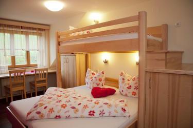 Schlafzimer der FW