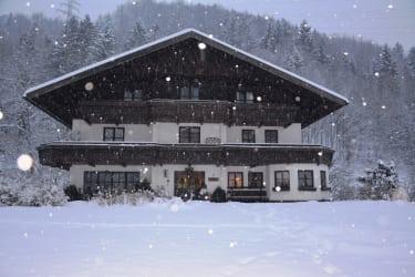 es schneit...