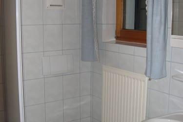 Romantikzimmer mit Dusche und WC