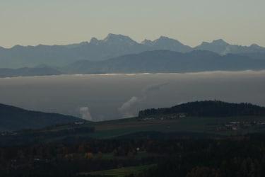 Ausblick vom Roadlberg