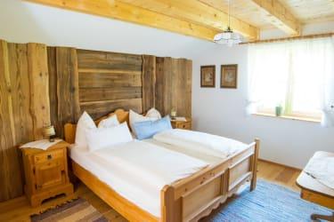 Schlafzimmer Morgensonne