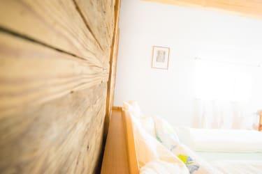 Schlafzimmer Abendrot Detail